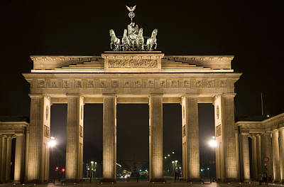 Impressive Photograph - Berlin Brandenburg Gate by Frank Tschakert
