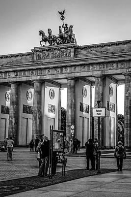 Berlin Gateway Original by Chris Smith