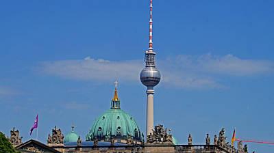 Photograph - Berlin by Kees Colijn