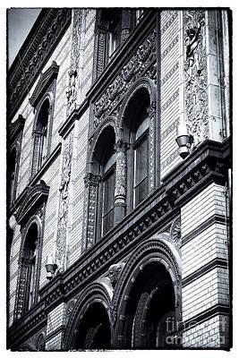 Photograph - Berlin Postfuhramt by John Rizzuto