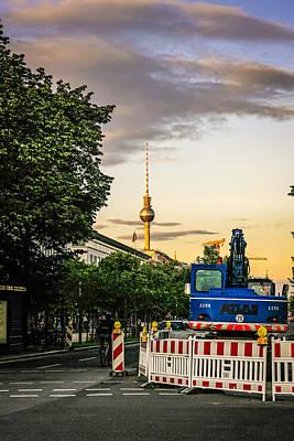 Berlin Sunset Original