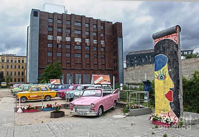 Photograph - Berlin - Trabi Safari - No.01 by Gregory Dyer