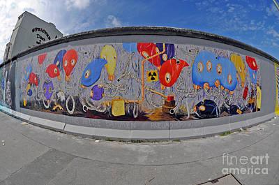 Ingo Art Wall Art - Photograph - Berlin Wall Art by Ingo Schulz