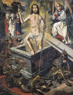Bermejo, Bartolom� 1420-1498 Art Print