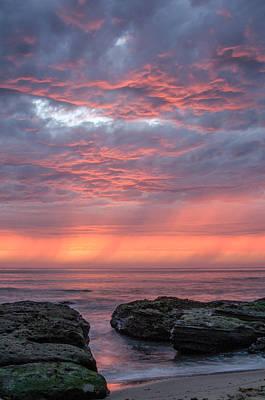 Whalen Photograph - Bermuda Avenue Sunset Three by Josh Whalen