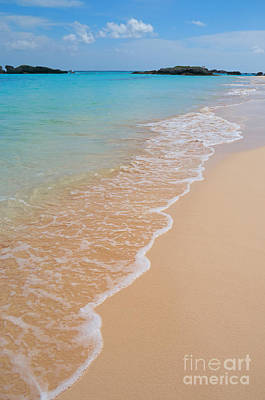 Photograph - Bermuda Beach Vertical by Charline Xia