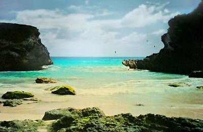 Photograph - Bermuda Coast by Diana Angstadt