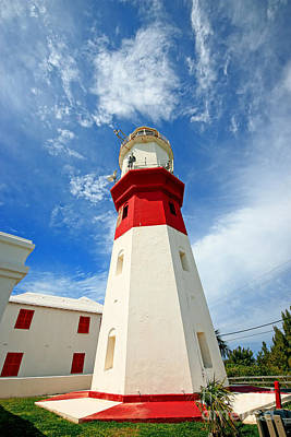 Photograph - Bermuda St. David's Lighthouse by Charline Xia