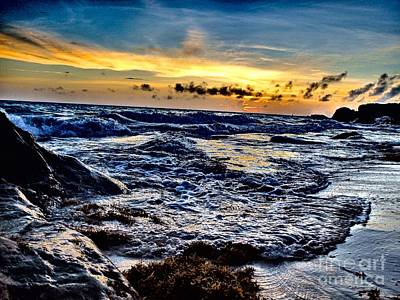 Photograph - Bermuda Sunset by Tracey McQuain