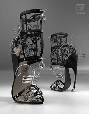 Digital Art - Bern by Tsubasa Art