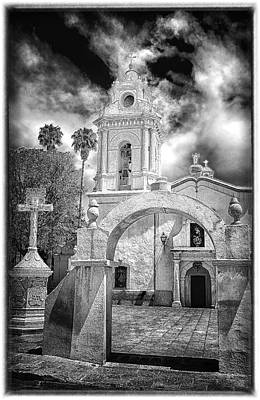 Bernal Church Art Print