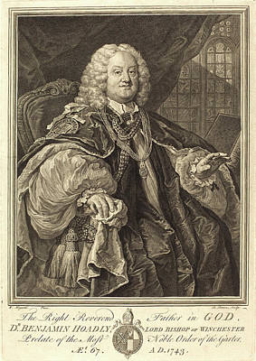 Bernard Baron After William Hogarth, French 1696-1762 Art Print