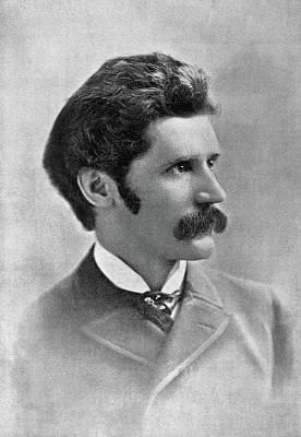 Cartoonist Photograph - Bernhard Gillam (1856-1896) by Granger