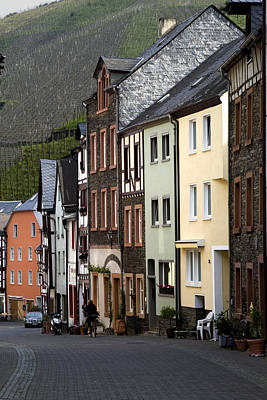 Photograph - Bernkastel Germany by Greg Kluempers