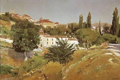 Impressionism Photograph - Beruete Y Moret, Aureliano De by Everett