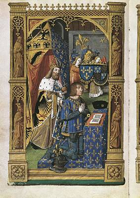 Besancon Photograph - Besan�on, Master Jacques De End 15th by Everett