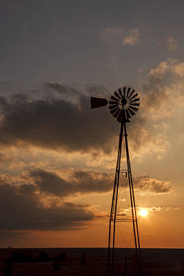Photograph - Beside The Windmill by Scott Bean