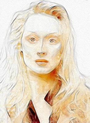 Best Actress Art Print