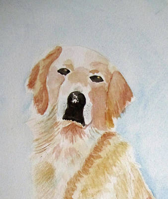 Best Friend 2 Art Print by Elvira Ingram