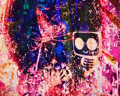 Digital Art - Best Friends Forever by Joe Misrasi