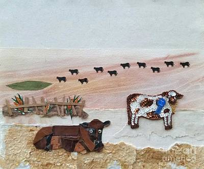 Painting - Best In Field by Patricia  Tierney
