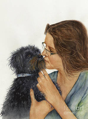Painting - Best Of Friends by Nan Wright