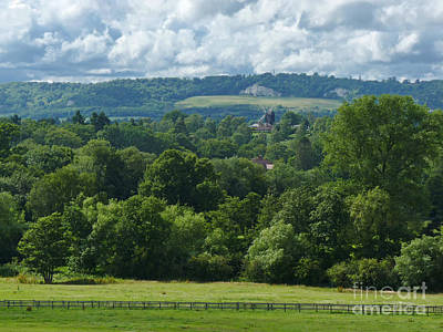 Photograph - Betchworth Hills - Surrey - England by Phil Banks