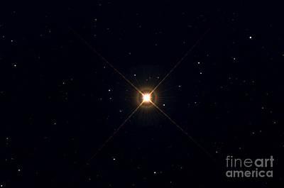 Betelgeuse Photograph - Betelguese, September 2013 by John Chumack