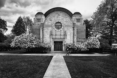 Photograph - Beth-israel Synagogue by Niels Nielsen