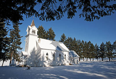 Photograph - Bethany Church II by Doug Davidson