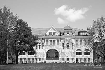 Photograph - Bethel College Kansas Administration Building by University Icons