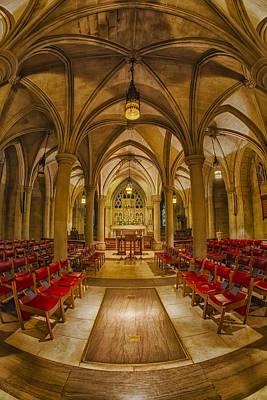 Photograph - Bethlehem Chapel by Susan Candelario