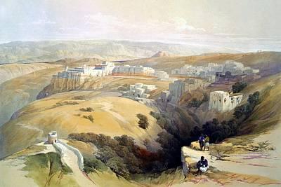 Bethlehem  Art Print by Munir Alawi
