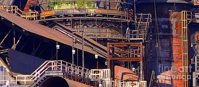 Photograph - Bethlehem Steel # 4 by Marcia Lee Jones
