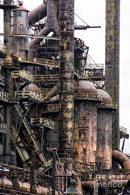 Bethlehem Steel Series Art Print