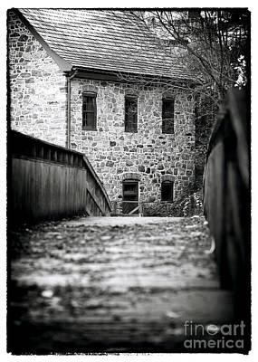 Photograph - Bethlehem Waterworks by John Rizzuto