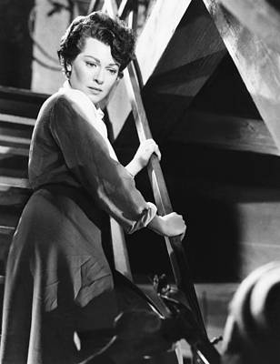Betrayed, Lana Turner, 1954 Art Print