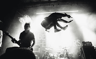 Live Wall Art - Photograph - Betraying The Martyrs by Jesse K?m?r?inen