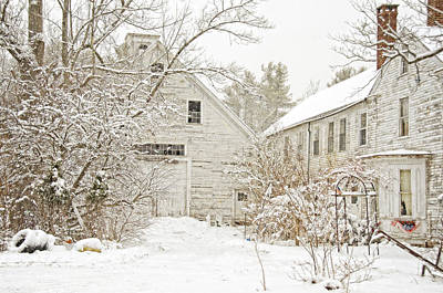 Quaint Photograph - Better Days by Donna Doherty