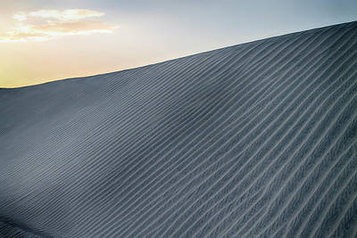 Sand Dunes Photograph - Better In Time by Laurie Search