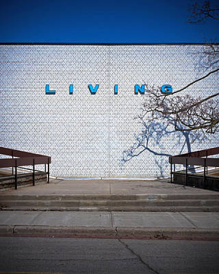 Photograph - Better Living Centre Exhibition Place Toronto Canada by Brian Carson