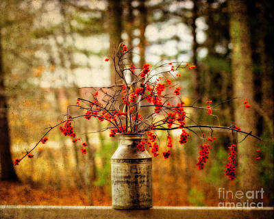 Better Sweet On Aunt Barb's II Print by Todd Bielby