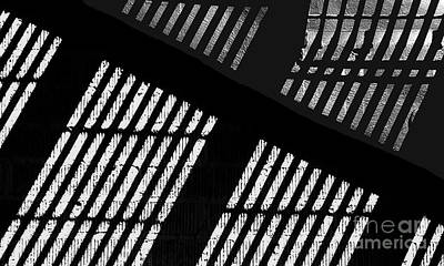 Between The Lines Print by Steven Milner