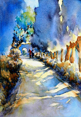 Between The Shadows And The Light Original by Virgil Carter