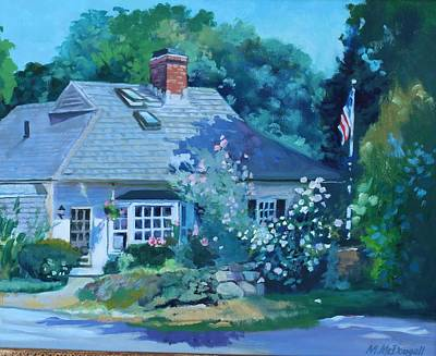 Painting - Beverly Cove by Michael McDougall