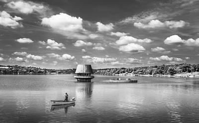 Photograph - Bewl Reservoir by Gary Gillette