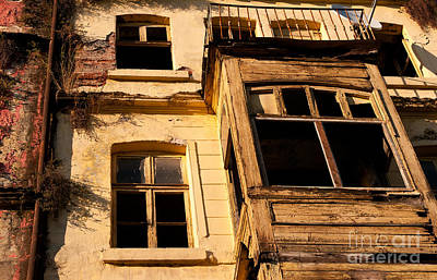 Photograph - Beyoglu Old House 02 by Rick Piper Photography