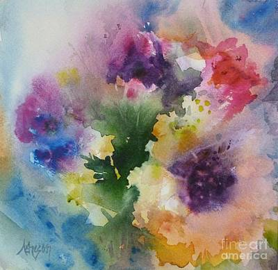 Beyond Compare Art Print by Donna Acheson-Juillet