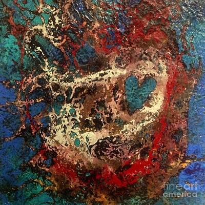 Beyond Fear Art Print