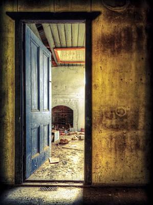 Photograph - Beyond Here by Wayne Sherriff